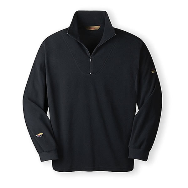Кофта флис Redington Yukon Fleece Jacket Black p-p XL