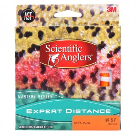 Шнур нахлыстовый Scientific Anglers Expert Distance WF5F