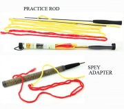 Адаптер Echo Micro Practice Rod Spey Adapter