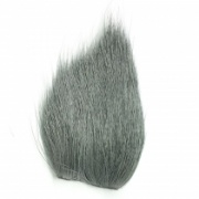 Мех оленя Wapsi Deer Belly Hair Shad Gray