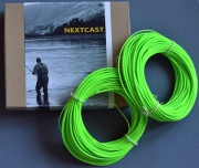 Шнур нахлыстовый Nextcast Head Spey Line WinterAuthority55 8/9F