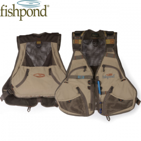 Жилет Fishpond Flint Hill Vest Clay