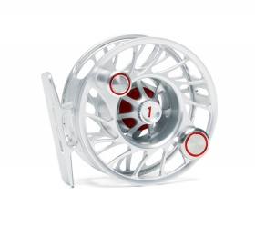 Катушка Hatch 1+ Finatic Mid Arbor Clear/Red