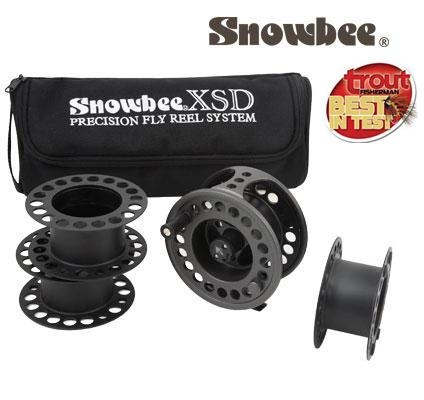 Катушка Snowbee XSD Die-Cast Cartridge Reel 460