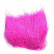 Мех оленя Wapsi Deer Belly Hair Fluo Cerise