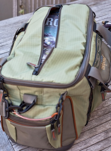 Сумка дорожная Fishpond Storm Mountain Gear Bag Aspen Green