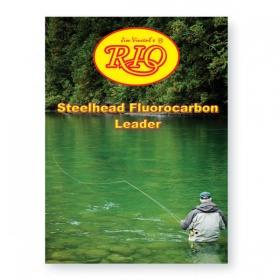 Подлесок флюорокарбон RIO Steelhead Fluorocarbon Leader 10ft 12lb