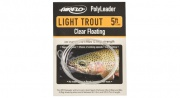 Полилидер Airflo Light Trout Clear Hover 5ft