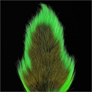Хвост оленя Wapsi Bucktail Medium Fluo Green