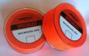 Бэкинг Airflo Specialist 50lb 200yd Orange
