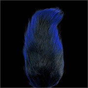 Хвост оленя Wapsi Bucktail Medium Blue