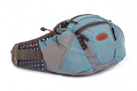 Сумка поясная Fishpond Tech LTE-Low Hydration Lumbar Pack Driftwood/Tidepool