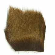 Мех оленя Wapsi Deer Belly Hair Dark Brown