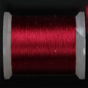 Шелк натуральный Lagartun French Silk Floss Natural Burgundy