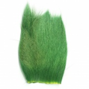 Мех оленя Wapsi Deer Belly Hair Bright Green