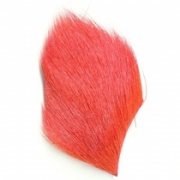 Мех оленя Wapsi Deer Belly Hair Fluo Red