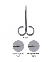Ножницы C&F Tying Scissors S-size Curved