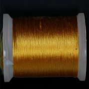 Шелк натуральный Lagartun French Silk Floss Natural Marigold Yellow