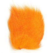 Мех оленя Wapsi Deer Belly Hair Fluo Fire Orange